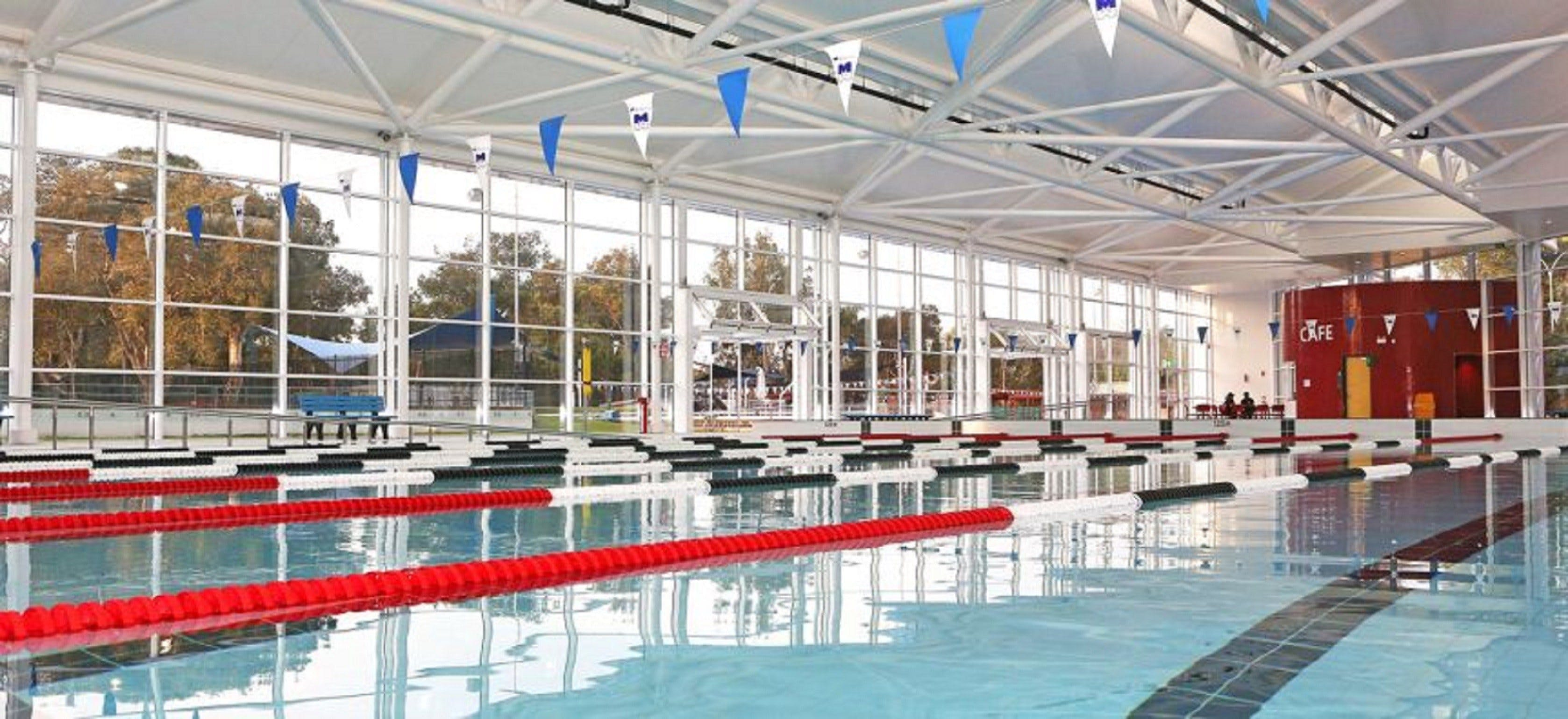 Manly Andrew Boy Charlton Aquatic Centre - Port Augusta Accommodation