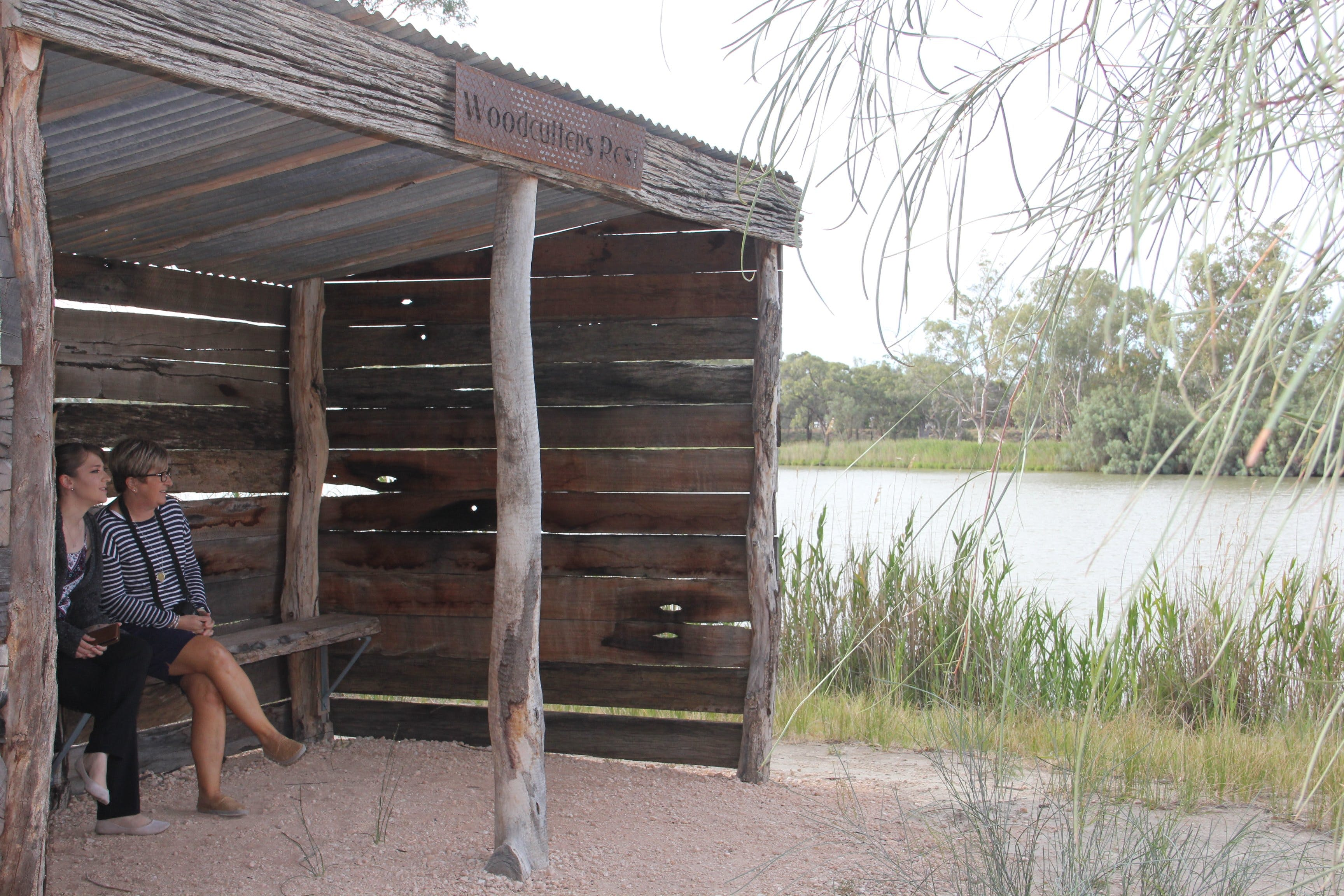Martin Bend Wetland and Walking Trail - Port Augusta Accommodation