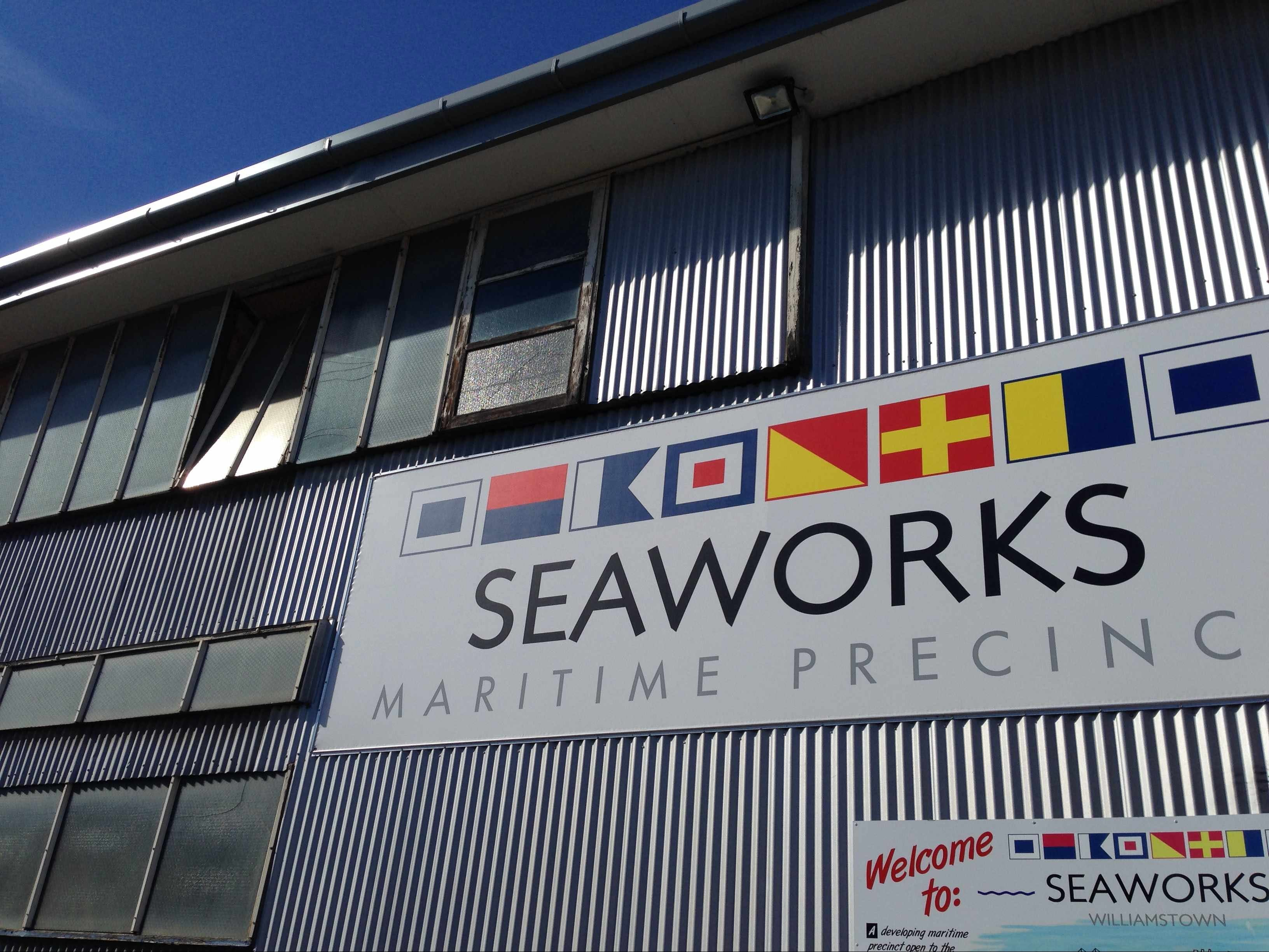 Seaworks and the Maritime Discovery Centre - Port Augusta Accommodation