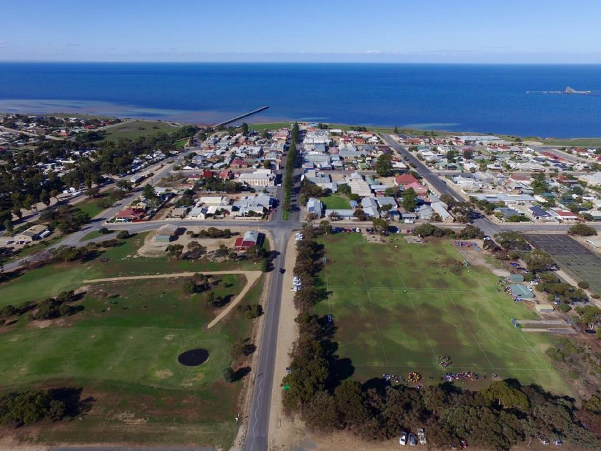 Ardrossan Lookout - Port Augusta Accommodation