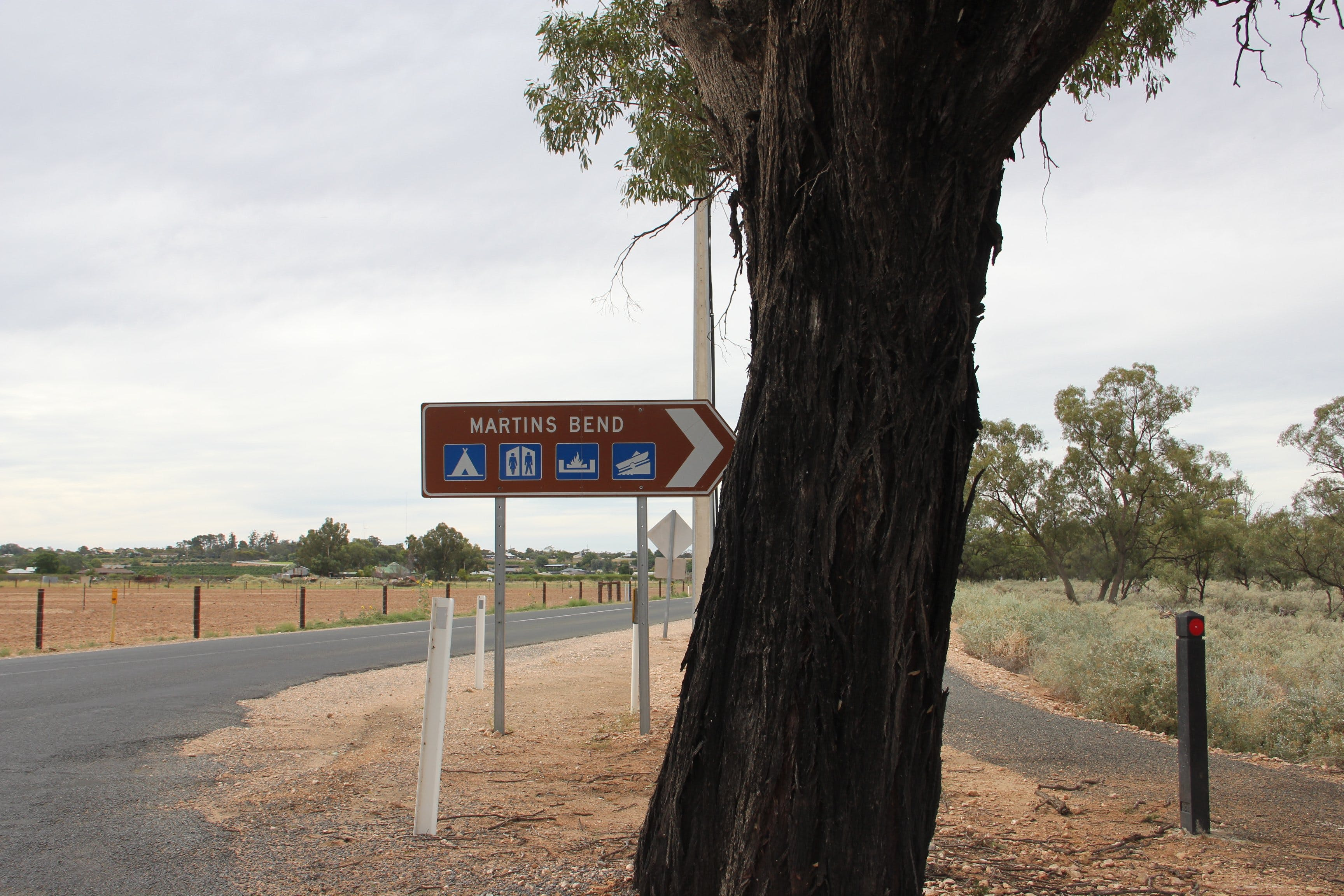 Martin Bend Reserve - Port Augusta Accommodation