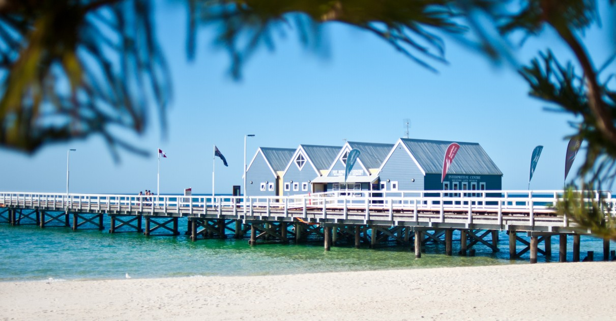 Busselton Jetty  Underwater Observatory Tour - Port Augusta Accommodation