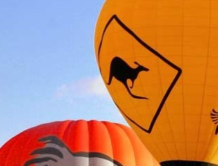 Hot Air Balloon - Port Augusta Accommodation