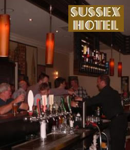 Sussex Hotel - Port Augusta Accommodation