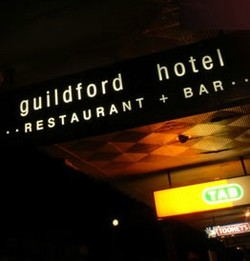 Guildford Hotel - Port Augusta Accommodation