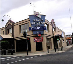 Grand Junction Hotel - Port Augusta Accommodation