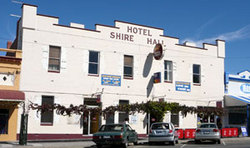 Shire Hall Hotel - Port Augusta Accommodation