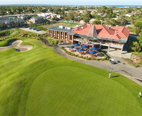 Patterson River Golf Club - Port Augusta Accommodation