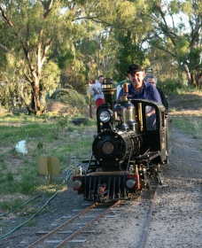 Jerilderie Steam Rail and Heritage Club Inc - Port Augusta Accommodation
