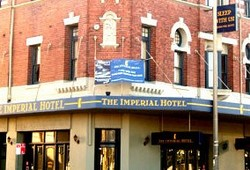 Imperial Hotel - Port Augusta Accommodation