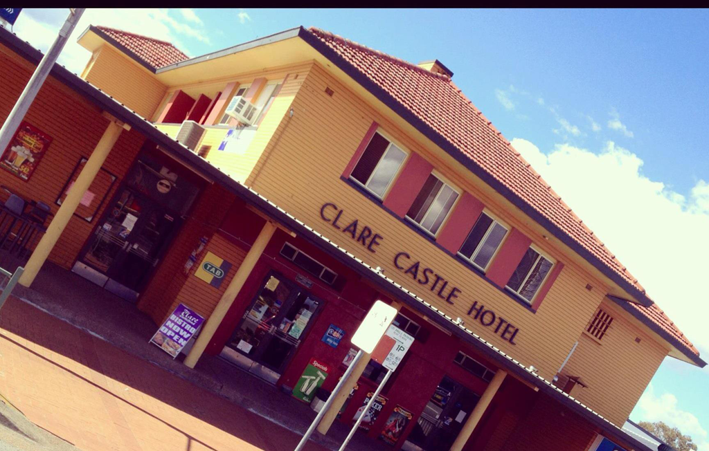 Clare Castle Hotel - Port Augusta Accommodation