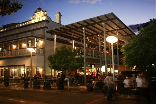 The Plough Inn Steakhouse Restaurant - Port Augusta Accommodation
