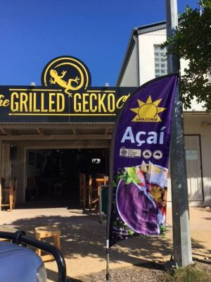 The Grilled Gecko Cafe - Port Augusta Accommodation