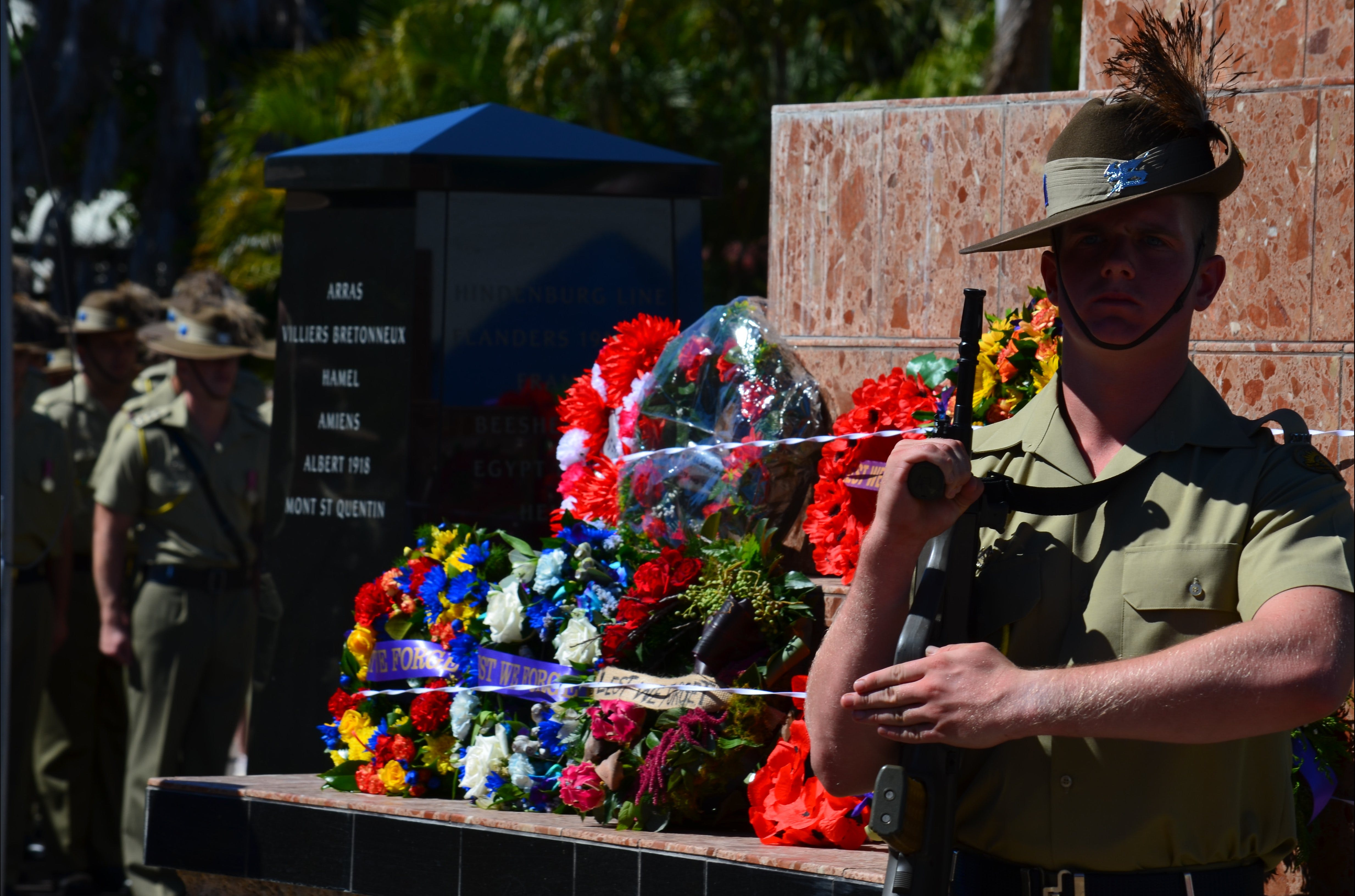 Anzac Day Charters Towers - Port Augusta Accommodation