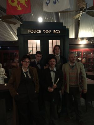 Dr Who Quiz Night - Port Augusta Accommodation