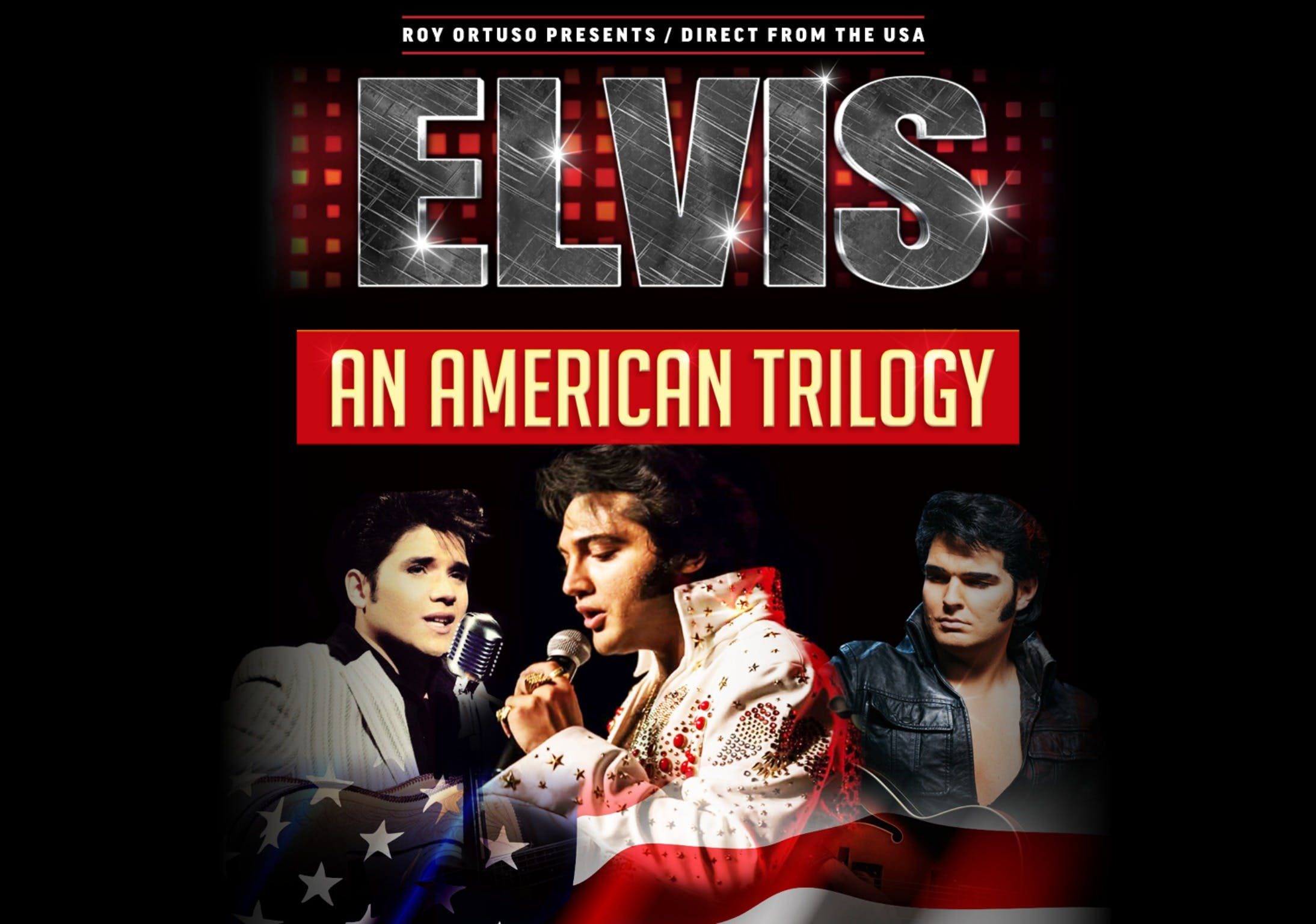Elvis - An American Trilogy - Port Augusta Accommodation