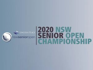 Men's NSW Senior Open - Port Augusta Accommodation
