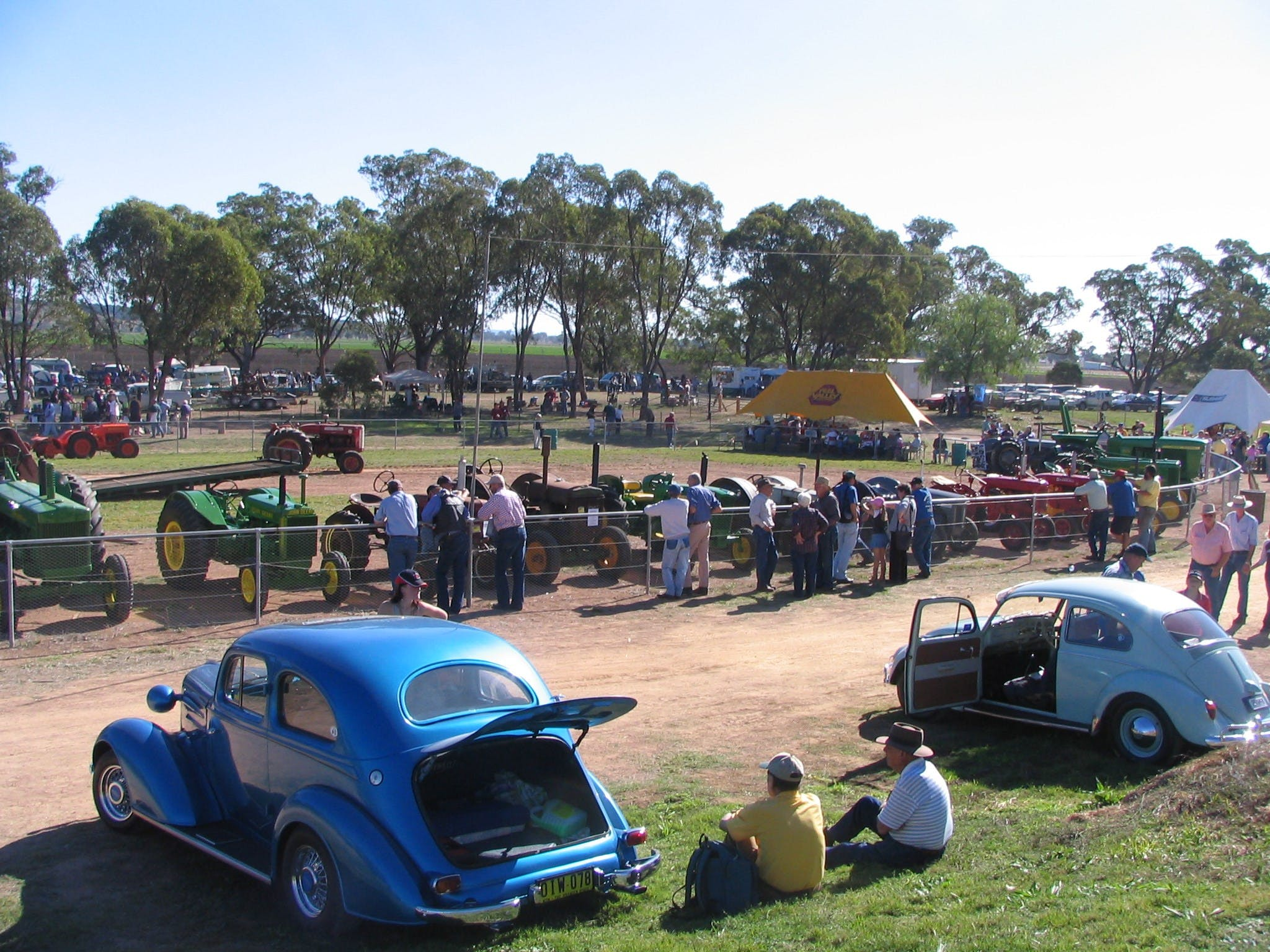 Quirindi Rural Heritage Village - Vintage Machinery and Miniature Railway Rally and Swap Meet - Port Augusta Accommodation