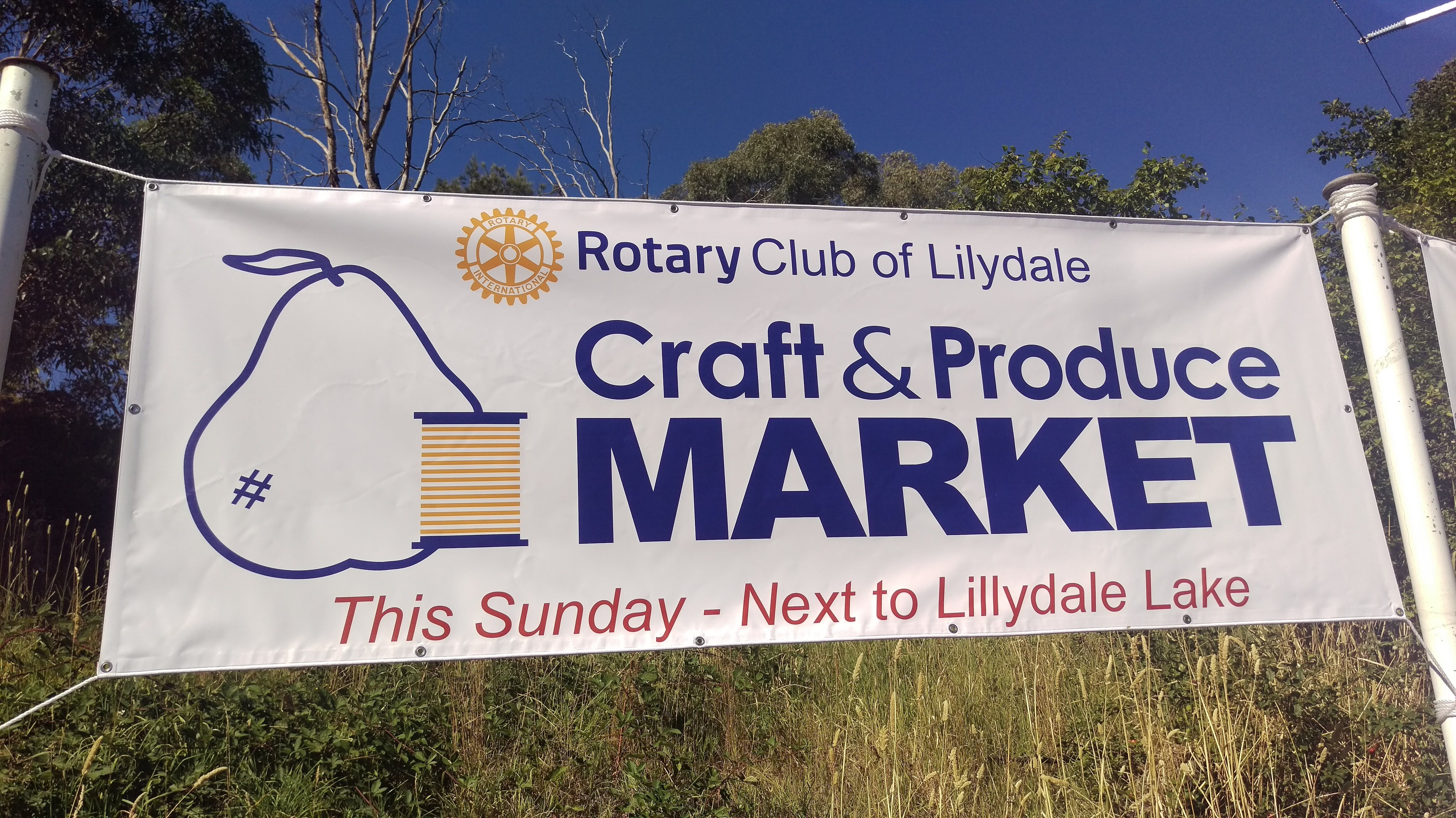 Rotary Club of Lilydale Craft and Produce Market - Port Augusta Accommodation