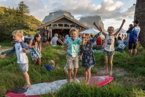 Spring Festival of Lord Howe Island - Port Augusta Accommodation