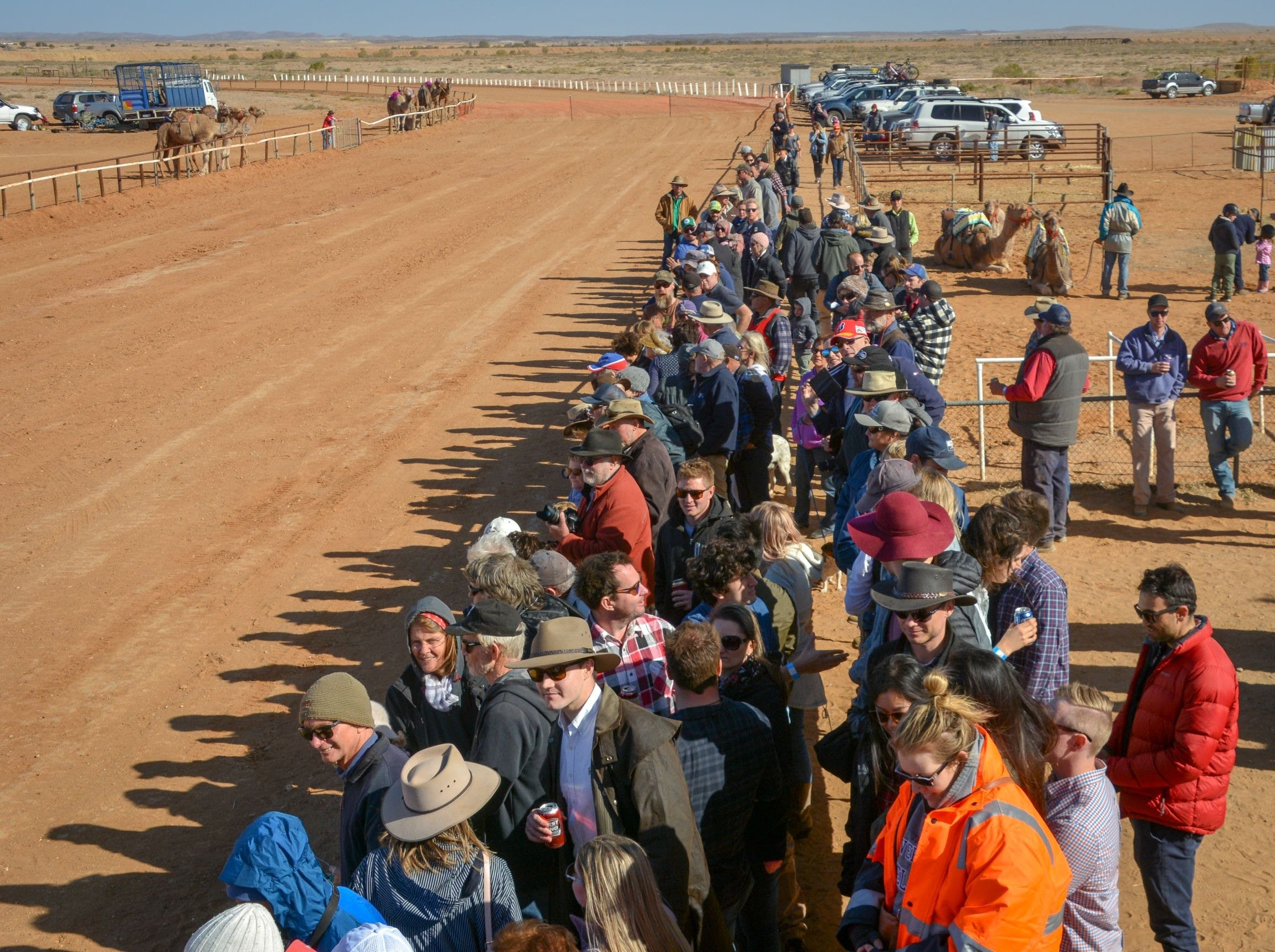 28th Marree Australasian CAMEL CUP 3 July 2021 - Port Augusta Accommodation