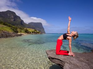 Wellness Week with Charlotte Dodson at Pinetrees Lord Howe Island - Port Augusta Accommodation