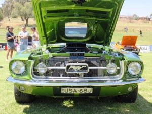 Central West Car Club Charity Show and Shine - Port Augusta Accommodation