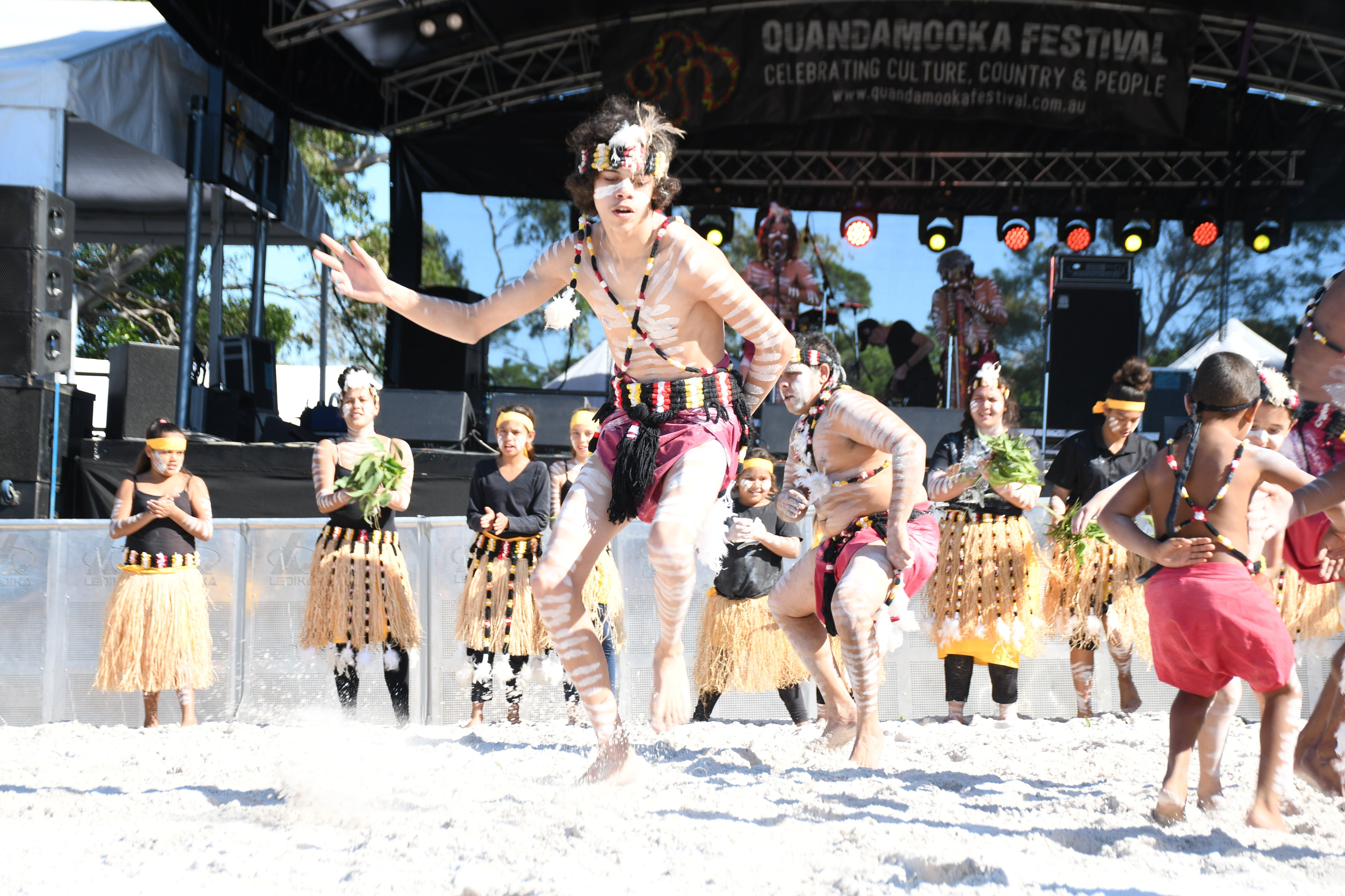 Quandamooka Festival 2021 - Port Augusta Accommodation