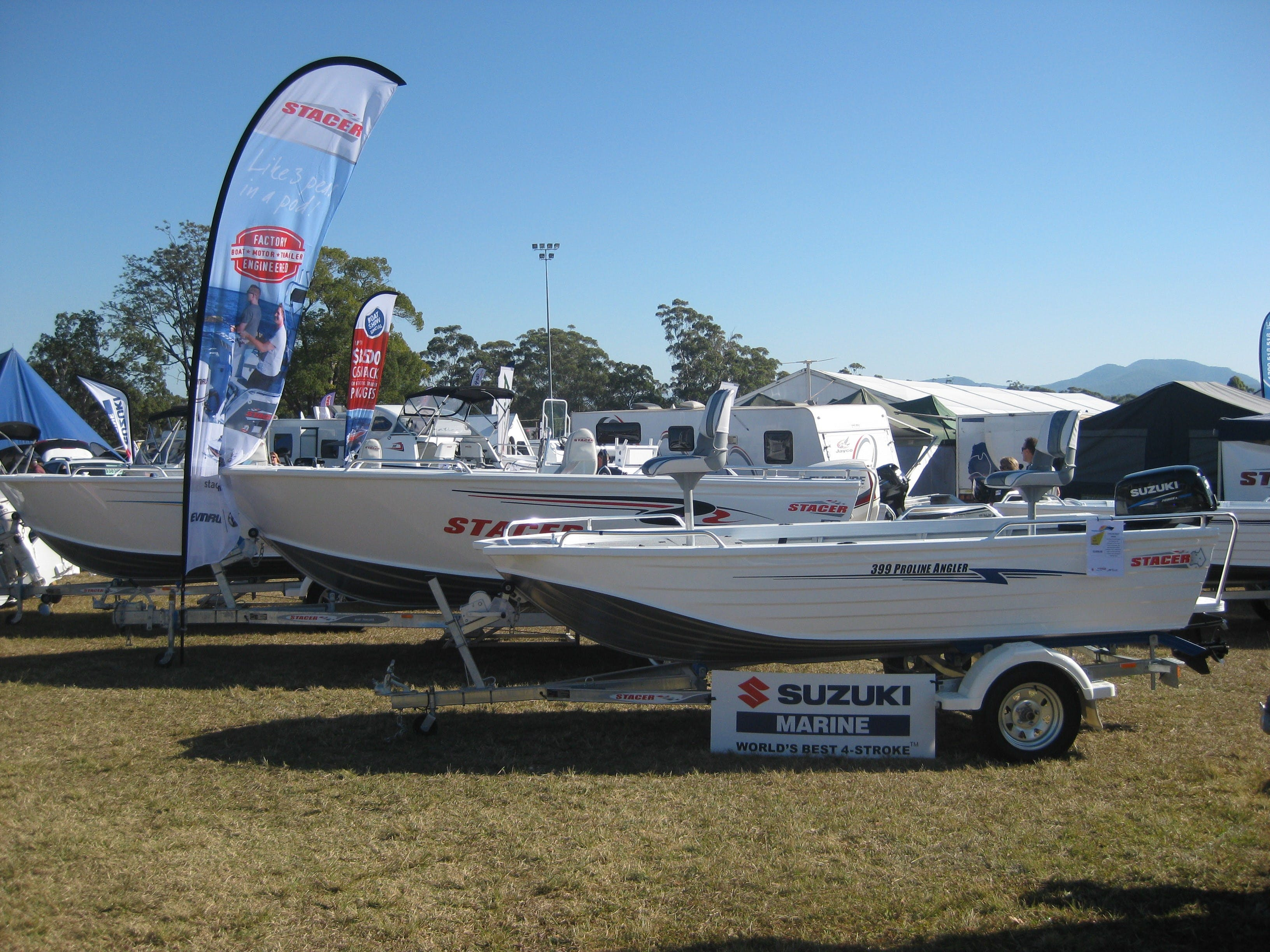 Mid North Coast Caravan Camping 4WD Fish and Boat Show - Port Augusta Accommodation