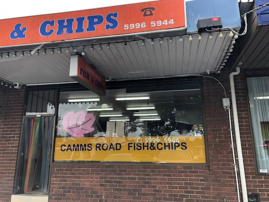 Camms Rd Fish  Chips - Port Augusta Accommodation
