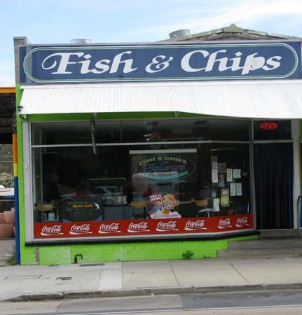 Isley's Fish  Chips - Port Augusta Accommodation