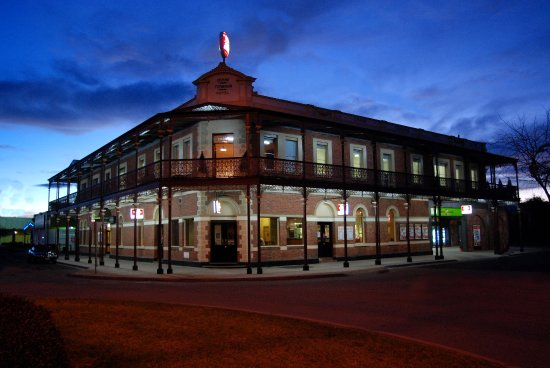 The Grand Terminus Hotel - Port Augusta Accommodation