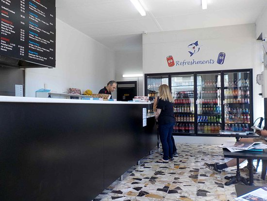 Georges Fish  Chip Shop - Port Augusta Accommodation