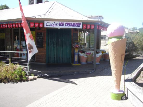 Coolas Ice Creamery - Port Augusta Accommodation
