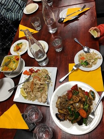 Kinnaree Thai Restaurant - Port Augusta Accommodation