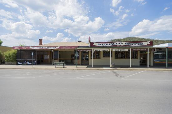 The Buffalo Hotel - Port Augusta Accommodation