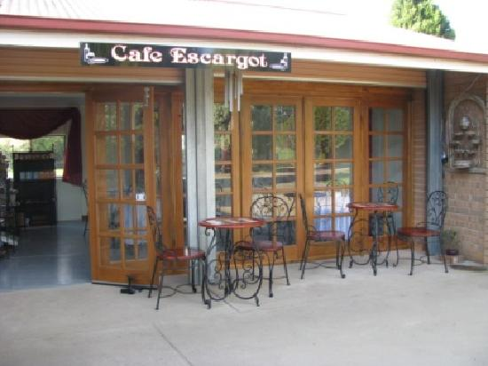 Cafe Escargot - Port Augusta Accommodation