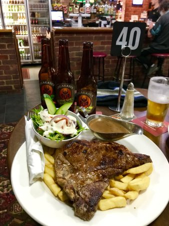 The Broadford Hotel Restaurant - Port Augusta Accommodation