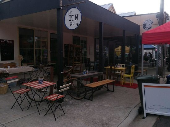 The Tin Plate Cafe - Port Augusta Accommodation