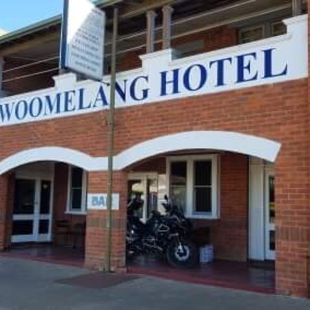 Woomelang Hotel - Port Augusta Accommodation