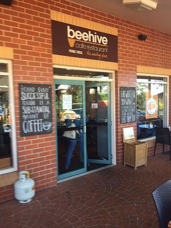 Beehive Cafe