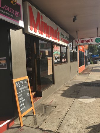 Mimmo's A-La-Carte  Pizza - Port Augusta Accommodation