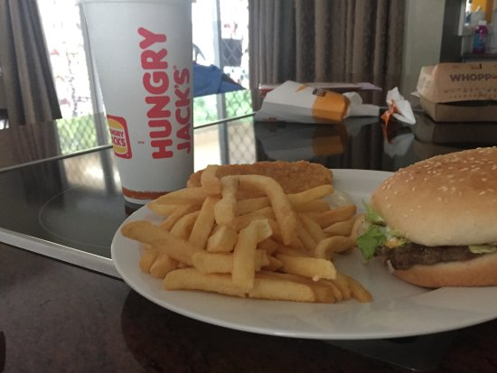 Hungry Jack's - Port Augusta Accommodation