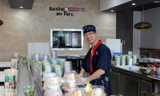Sushi On Fire - Port Augusta Accommodation