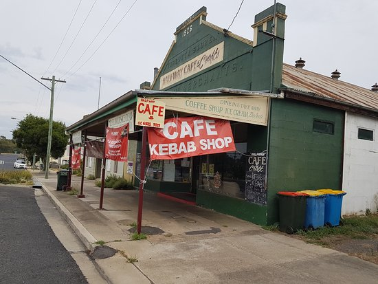 Halfway Cafe - Port Augusta Accommodation