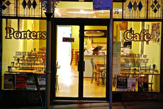 Porters Cafe - Port Augusta Accommodation