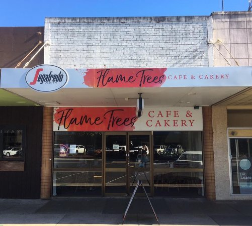 Flame Trees Cafe  Cakery - Port Augusta Accommodation