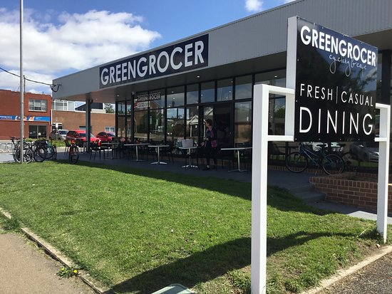 Greengrocer Cafe - Port Augusta Accommodation