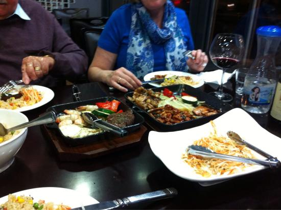 Teppan Mate Japanese Bar  Grill - Port Augusta Accommodation