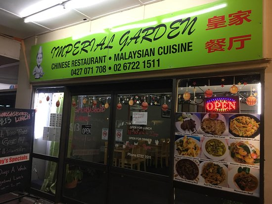 Imperial Garden Chinese Malaysian Cuisine - Port Augusta Accommodation